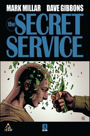 Secret Service Vol 1 3