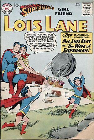 Superman's Girlfriend, Lois Lane Vol 1 23
