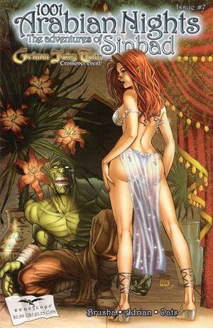 1001 Arabian Nights The Adventures of Sinbad Vol 1 7