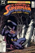 Adventures of Superman Vol 1 444