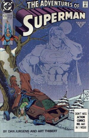 Adventures of Superman Vol 1 474