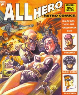 All-Hero Retro Comics Annual Vol 1 1