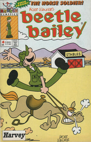 Beetle Bailey Vol 2 6