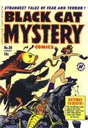 Black Cat Mystery Comics Vol 1 30