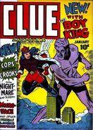 Clue Comics Vol 1 1