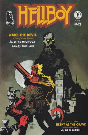 Hellboy Wake the Devil Vol 1 1