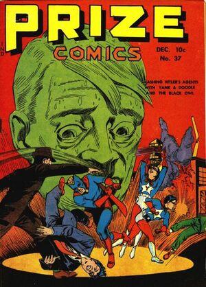 Prize Comics Vol 1 37