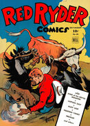 Red Ryder Comics Vol 1 20