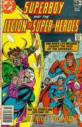 Superboy and the Legion of Super-Heroes Vol 1 237