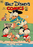 Walt Disney's Comics and Stories Vol 1 104