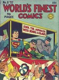 World's Finest Comics Vol 1 8