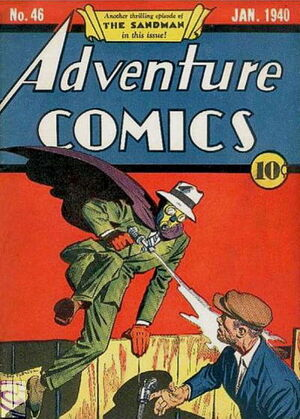 Adventure Comics Vol 1 46