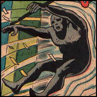 Amoeba Man (Earth-MLJ) of Mighty Comics Vol1 48