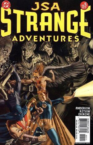 JSA Strange Adventures Vol 1 5