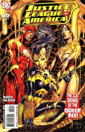 Justice League of America Vol 2 20