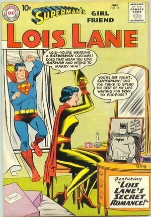 Superman's Girlfriend, Lois Lane Vol 1 14
