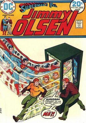 Superman's Pal, Jimmy Olsen Vol 1 162