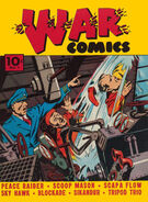 War Comics (Dell) Vol 1 1