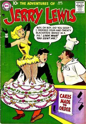 Adventures of Jerry Lewis Vol 1 47