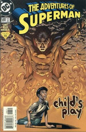 Adventures of Superman Vol 1 588