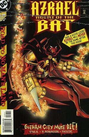 Azrael Agent of the Bat Vol 1 49