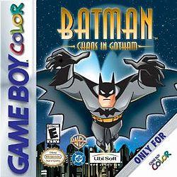 Batmanchaosingotham coverart