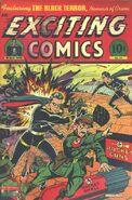 Exciting Comics Vol 1 34