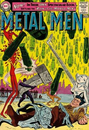 Metal Men Vol 1 1