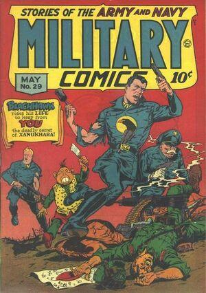 Military Comics Vol 1 29