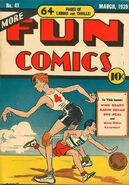 More Fun Comics Vol 1 41