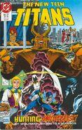 New Teen Titans Vol 2 37