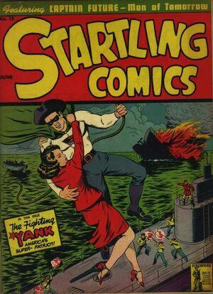 Startling Comics Vol 1 15