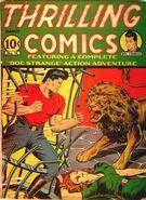 Thrilling Comics Vol 1 14