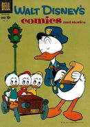 Walt Disney's Comics and Stories Vol 1 242