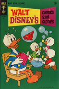 Walt Disney's Comics and Stories Vol 1 334