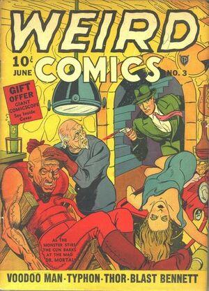 Weird Comics Vol 1 3