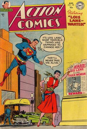 Action Comics Vol 1 195