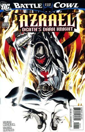 Azrael Death's Dark Knight Vol 1 1