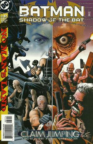 Batman Shadow of the Bat Vol 1 87