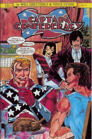 Captain Confederacy Vol 1 4