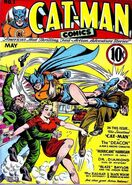 Cat-Man Comics Vol 1 1
