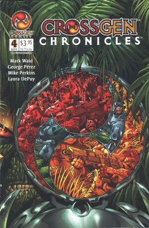 Crossgen Chronicles Vol 1 4