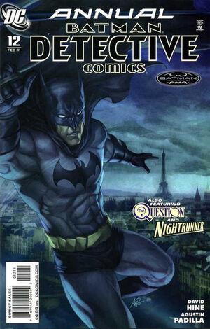 Detective Comics Annual Vol 1 12