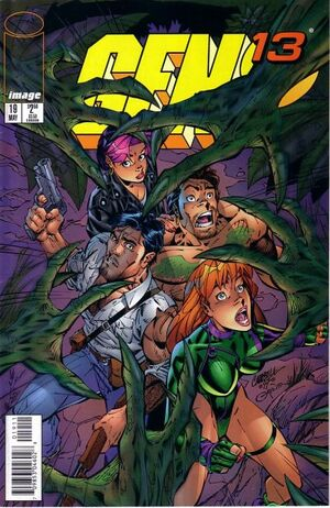 Cover for Gen¹³ #19 (1997)