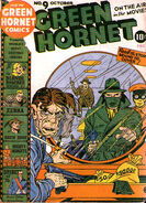 Green Hornet Comics Vol 1 9