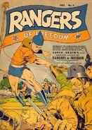 Rangers of Freedom Vol 1 2
