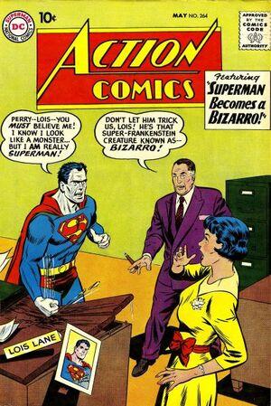 Action Comics Vol 1 264