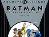 Batman Archives Vol 7 (Collected)