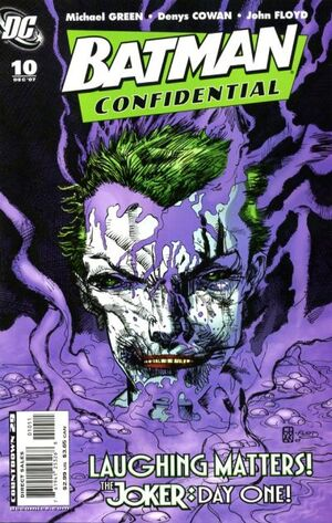 Batman Confidential Vol 1 10