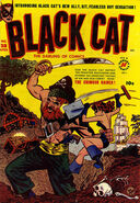 Black Cat Comics Vol 1 28